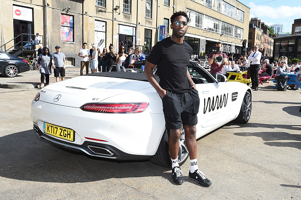 London Fashion Week「Merecedes-Benz Support Tinie Tempah's 'What We Wear' Presentation At London Fashion Week Men's」:写真・画像(5)[壁紙.com]