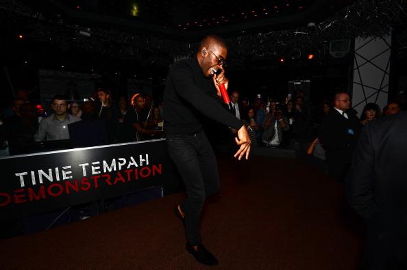 Dave Hogan「Beats By Dre Present Tinie Tempah's Album Launch Party At DSTRKT, London - Inside」:写真・画像(18)[壁紙.com]