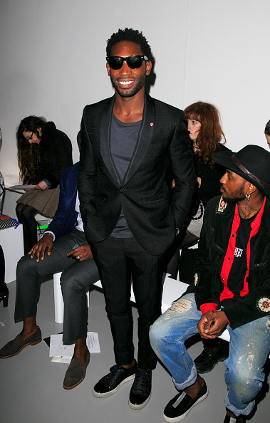 London Collections Men「Front Row: Day 2 - London Collections: Men AW15」:写真・画像(5)[壁紙.com]