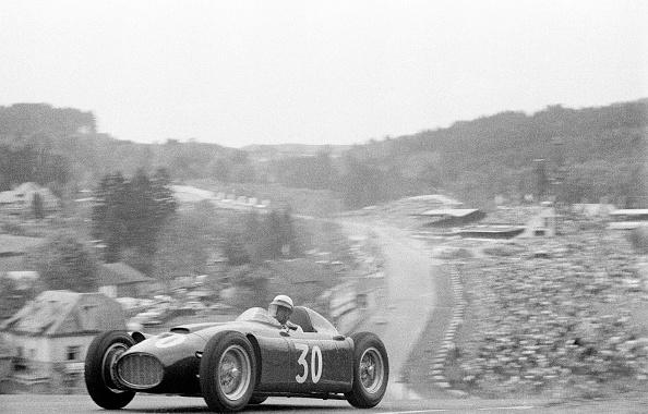 F1グランプリ「Castellotti At Spa」:写真・画像(6)[壁紙.com]