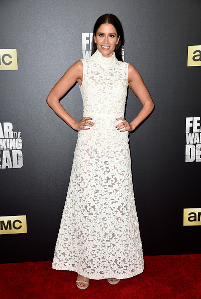 ウォーキング・デッド シーズン2「Premiere Of AMC's 'Fear The Walking Dead' Season 2 - Arrivals」:写真・画像(9)[壁紙.com]
