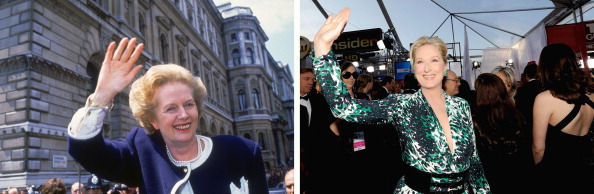 Margaret Thatcher「FILE PHOTO:  Biopic Roles Traditionally Lead As Award Season Begins With Golden Globe And SAG Nominations」:写真・画像(17)[壁紙.com]