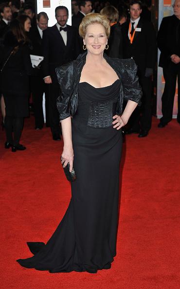 Black Color「Orange British Academy Film Awards 2012 - Outside Arrivals」:写真・画像(12)[壁紙.com]
