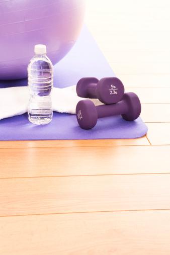 Concentration「Purple Fitness Ball」:スマホ壁紙(17)