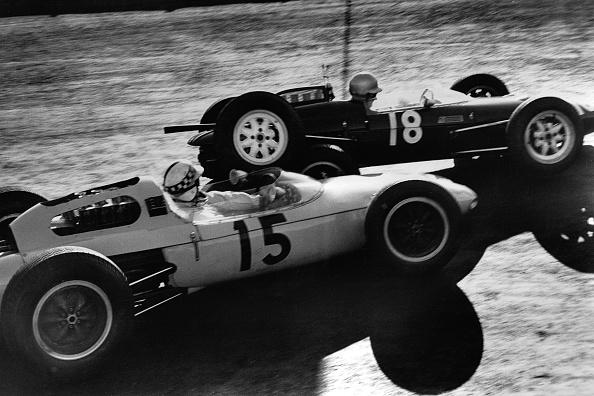 Grand Prix Motor Racing「Innes Ireland, Roy Salvatori, Grand Prix Of Mexico」:写真・画像(3)[壁紙.com]