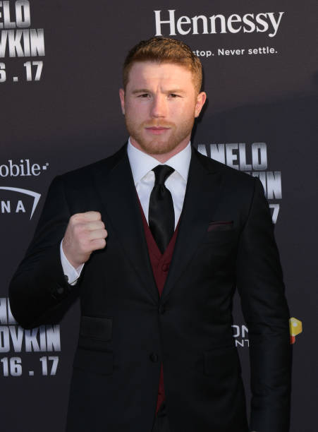 """Hennessy Screening of """"I Am Boxing"""" and Canelo VS. GGG Wrap Party at The Avalon in Los Angeles:ニュース(壁紙.com)"""