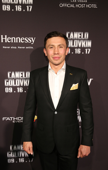 WBC「Canelo Alvarez and Gennady 'GGG' Golovkin New York City Press Tour Sponsored by Hennessy」:写真・画像(16)[壁紙.com]
