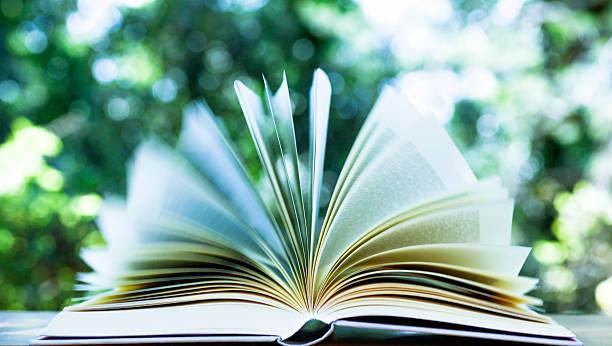 Open book:スマホ壁紙(壁紙.com)