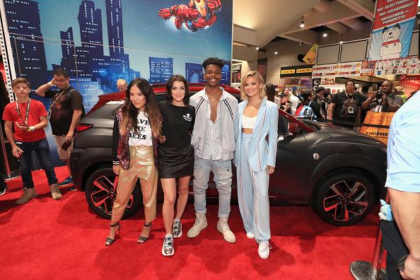 Awe「Hyundai Kona Iron Man at San Diego Comic-Con 2018 - Day 3」:写真・画像(9)[壁紙.com]