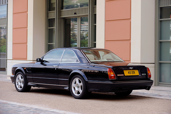 Journey「Bentley Continental 2001」:写真・画像(1)[壁紙.com]