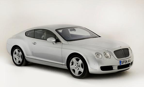 写真「2004 Bentley Continental GT」:写真・画像(4)[壁紙.com]
