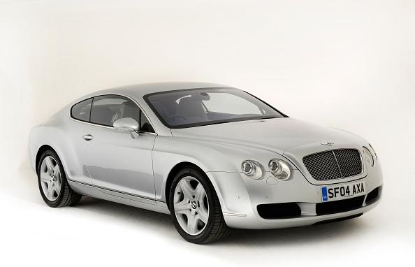 Bentley「2004 Bentley Continental GT」:写真・画像(2)[壁紙.com]