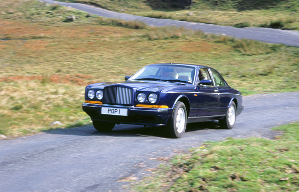 Country Road「1997 Bentley Continental R」:写真・画像(4)[壁紙.com]