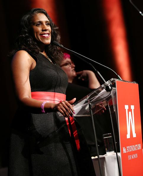 Three Quarter Length「Ms. Foundation For Women 2017 Gloria Awards Gala & After Party」:写真・画像(16)[壁紙.com]