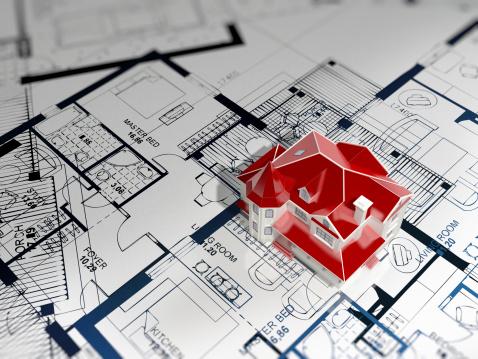 Engineer「House Blueprint」:スマホ壁紙(4)