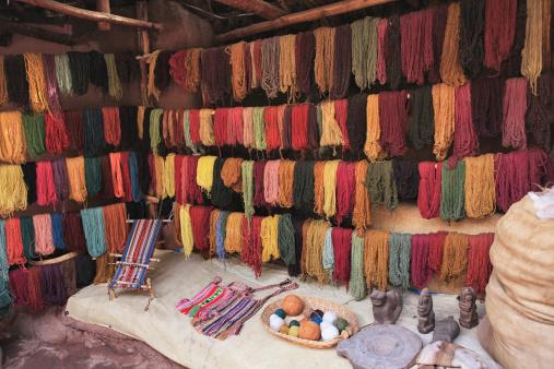 Alpaca「Naturally Dyed Alpaca Wool and Loom」:スマホ壁紙(13)