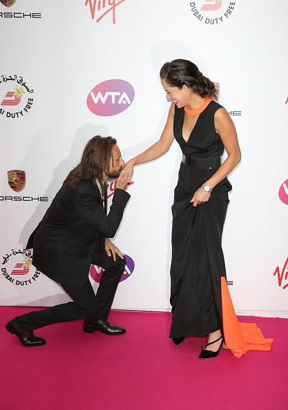 アナ イワノビッチ「WTA Pre-Wimbledon Party - Red Carpet Arrivals」:写真・画像(11)[壁紙.com]