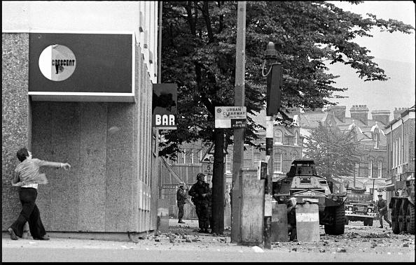 Problems「Falls Road Riot」:写真・画像(18)[壁紙.com]