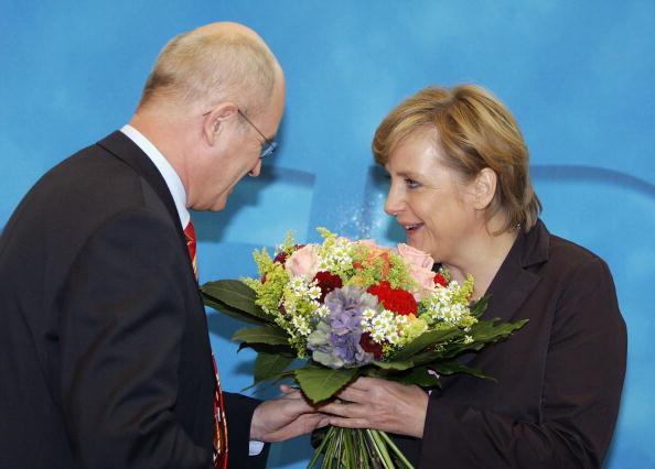 Secretary-General「CDU Meets After National Elections」:写真・画像(9)[壁紙.com]