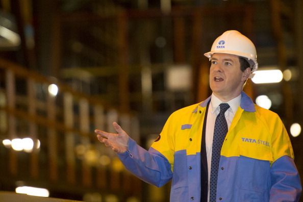 Corporate Business「Chancellor George Osborne Visits Business Affected By The Budget」:写真・画像(14)[壁紙.com]