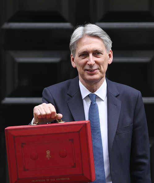 Budget「The Chancellor Of The Exchequer Leaves Downing Street To Present The 2017 Budget To Parliament」:写真・画像(17)[壁紙.com]