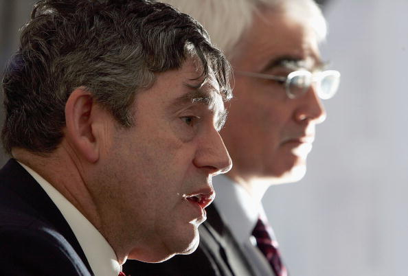 Transport Minister「Gordon Brown And Alistair Darling Announce A New Minimum Wage」:写真・画像(2)[壁紙.com]