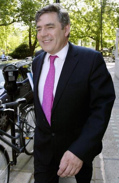 Chancellor「GBR: Gordon Brown Warns Against Civil Service Strike Action」:写真・画像(9)[壁紙.com]