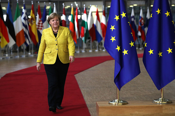 Full Length「European Council Leaders Meet in Brussels」:写真・画像(5)[壁紙.com]
