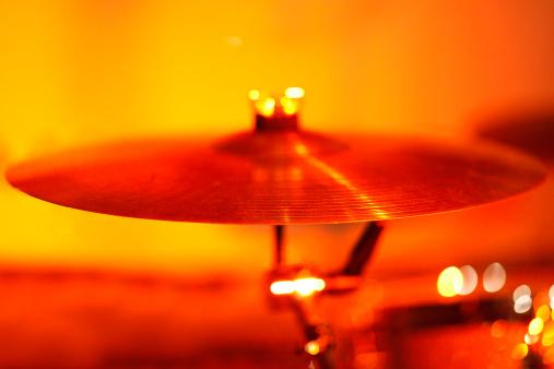 Rock Music「Cymbals」:スマホ壁紙(2)