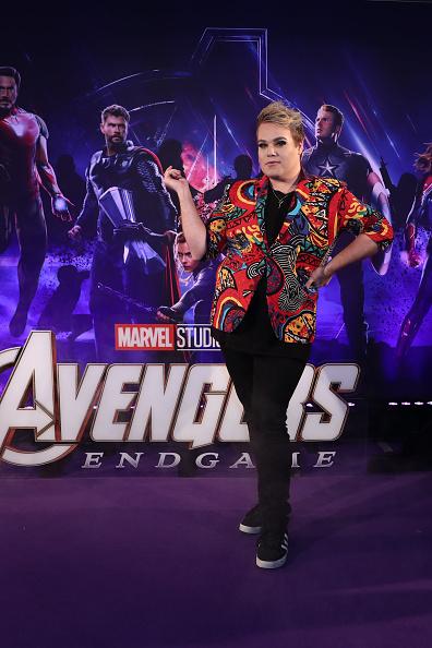 Black Shoe「Avengers: Endgame Sydney Screening - Arrivals」:写真・画像(18)[壁紙.com]