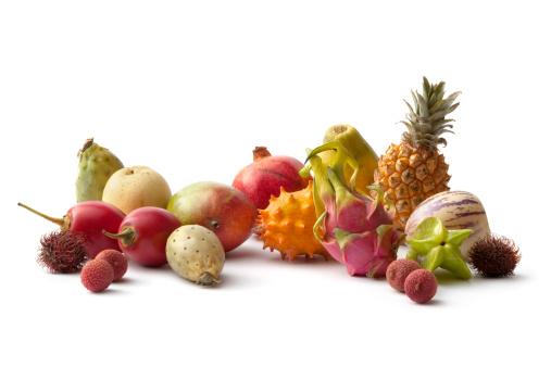 Tropical Fruit「Fruit: Tropical Collection」:スマホ壁紙(13)