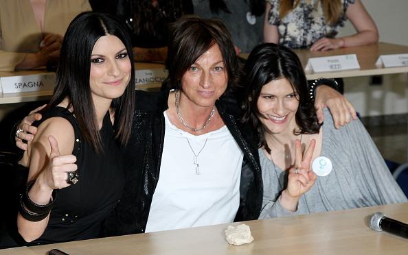 ジャンナ・ナンニーニ「'Friends For Abruzzo' Press Conference」:写真・画像(8)[壁紙.com]
