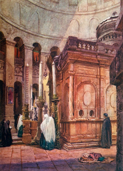 UNESCO「The Rotunda And Chapel Of The Holy Sepulchre」:写真・画像(11)[壁紙.com]