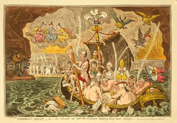 Cartoon「Charon'S Boat」:写真・画像(19)[壁紙.com]