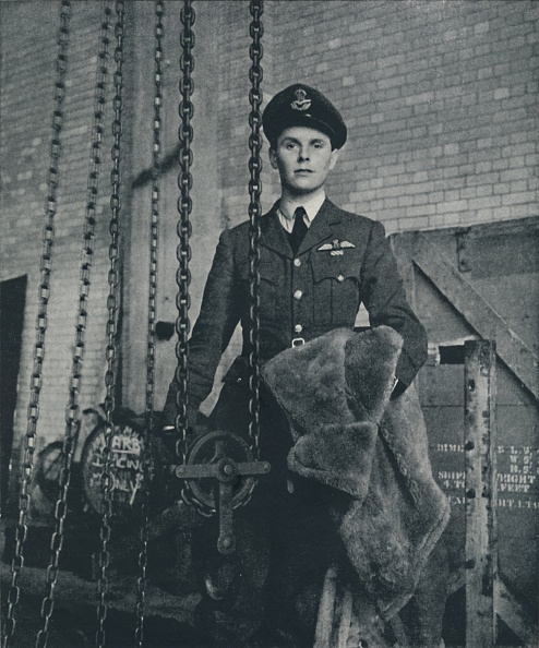 British Military「Bomber Captain」:写真・画像(19)[壁紙.com]