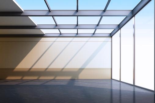 Entrance Hall「Empty Modern Interior」:スマホ壁紙(18)