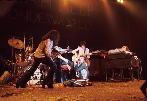 Uriah Heep:ニュース(壁紙.com)