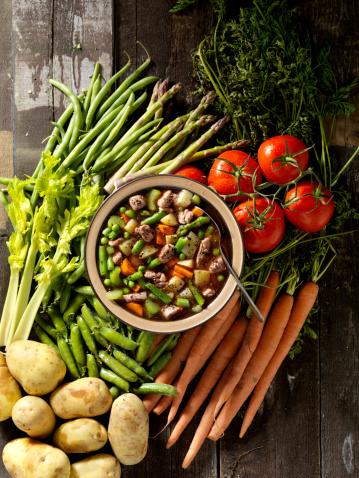 Celery「Beef Vegetable Soup with Ingredients」:スマホ壁紙(15)