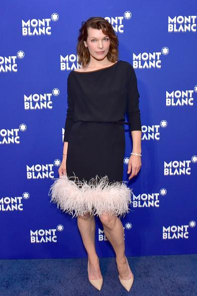 ミラ・ジョヴォヴィッチ「Montblanc Meisterstuck Le Petit Prince Event」:写真・画像(5)[壁紙.com]