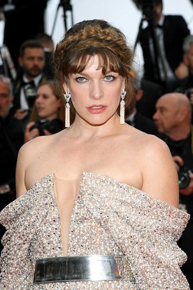 "Milla Jovovich「""Sibyl""Red Carpet - The 72nd Annual Cannes Film Festival」:写真・画像(19)[壁紙.com]"