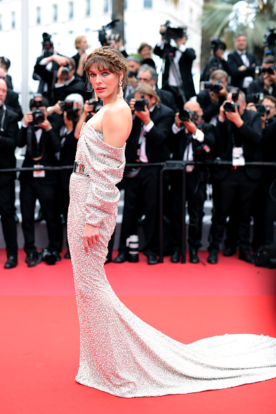 "Milla Jovovich「""Sibyl""Red Carpet - The 72nd Annual Cannes Film Festival」:写真・画像(13)[壁紙.com]"
