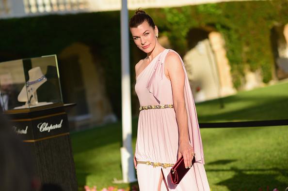 Milla Jovovich「amfAR Gala Cannes 2018 - Cocktails」:写真・画像(5)[壁紙.com]