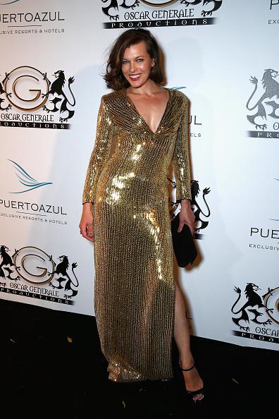 ミラ・ジョヴォヴィッチ「Puerto Azul Experience: Arrivals - The 67th Annual Cannes Film Festival」:写真・画像(10)[壁紙.com]