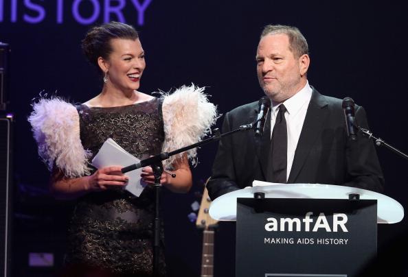 ミラ・ジョヴォヴィッチ「amfAR's 21st Cinema Against AIDS Gala, Presented By WORLDVIEW, BOLD FILMS, And BVLGARI- Show」:写真・画像(12)[壁紙.com]