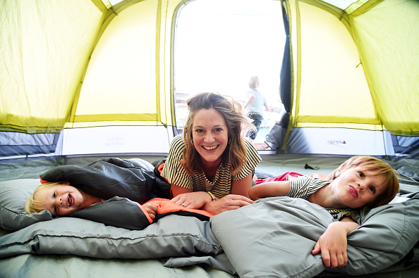 Eamonn M「The Caravan and Motorhome Club Launches the 'Big Little Tent Festival' at the Kia Oval」:写真・画像(15)[壁紙.com]