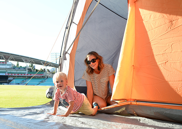 Eamonn M「The Caravan and Motorhome Club Launches the 'Big Little Tent Festival' at the Kia Oval」:写真・画像(14)[壁紙.com]