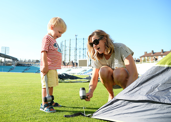 Eamonn M「The Caravan and Motorhome Club Launches the 'Big Little Tent Festival' at the Kia Oval」:写真・画像(7)[壁紙.com]