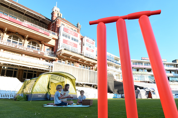 Eamonn M「The Caravan and Motorhome Club Launches the 'Big Little Tent Festival' at the Kia Oval」:写真・画像(16)[壁紙.com]