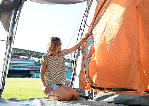 Eamonn M「The Caravan and Motorhome Club Launches the 'Big Little Tent Festival' at the Kia Oval」:写真・画像(0)[壁紙.com]