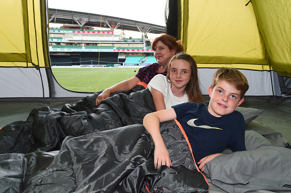 Eamonn M「The Caravan and Motorhome Club Launches the 'Big Little Tent Festival' at the Kia Oval」:写真・画像(1)[壁紙.com]